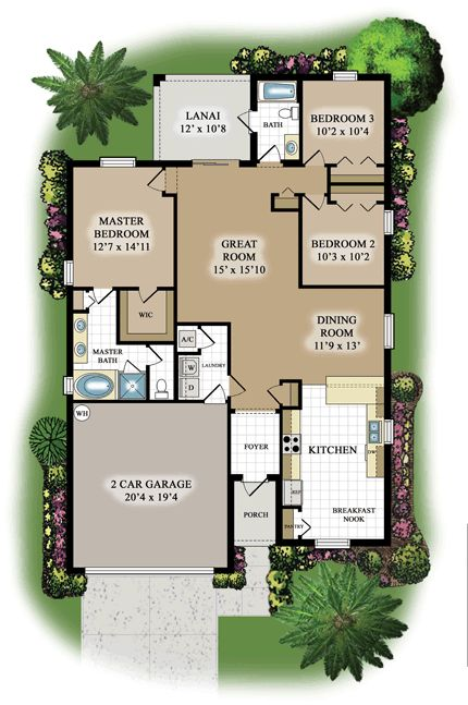 29 best lennar floor plans images on pinterest floor for Capri floor plan
