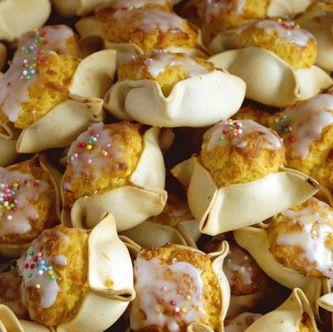Рецепт итальянских сырников