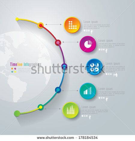 Infographics Stock Photos, Images, & Pictures | Shutterstock