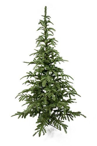 Artificial Noble Fir Christmas Tree - 195cm, Green: Amazon.co.uk: Kitchen & Home £262.90