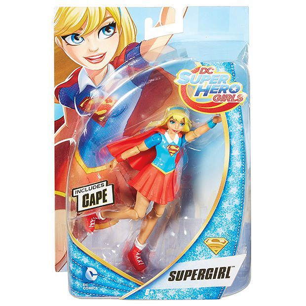 For Charlotte :) DC Super Hero Girls Action Figure Assorted
