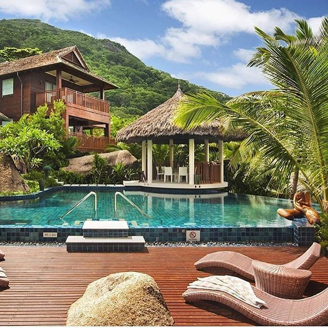 Relax in Seychelles , Courtesy of @hotels
