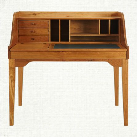 shaker writing desk Customizing a leg-and-apron table with drawers  to me there are two types of  desks: storage desks and writing desks storage desks, slant-tops, roll-tops and   shaker-inspired standing desk (project plan) buy now.