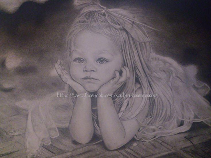 SUR COMMANDE dessin personnalisé Prénom enfant ou bébé ...