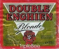Label van Double Enghien Blonde