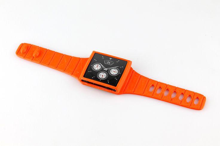 3D Printed iWatch? http://3dprint.com/9804/3d-printed-iwatch/