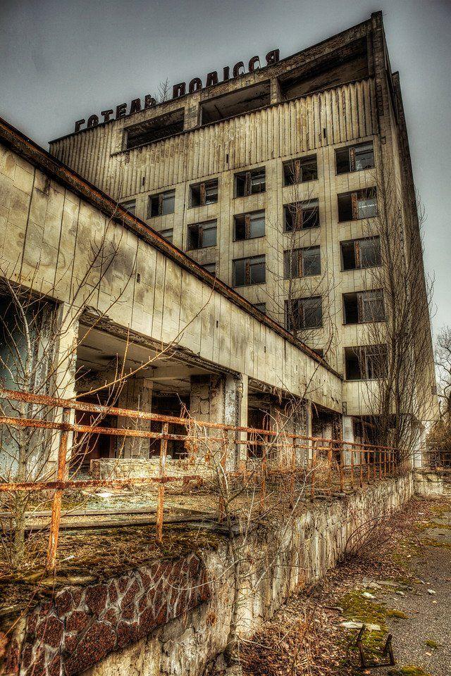 near Chernobyl