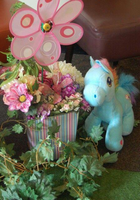 Pony decorations
