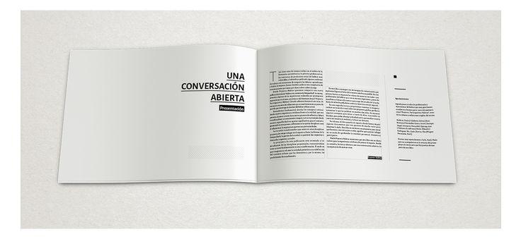 Proyecto editorial realizado conjuntamente con Proyecto Habitar. Orientado a los estudiantes de la carreras de Arquitectura, Diseño y Urbanismo. (FADU-UBA)