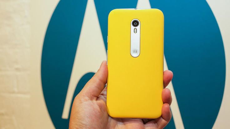 With added water resistance and a better camera, the LTE-enabled Moto G is one of the best affordable unlocked smartphones around right now.