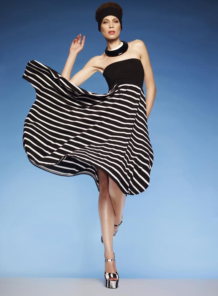 Paula Ryan Skirt dress and Collars