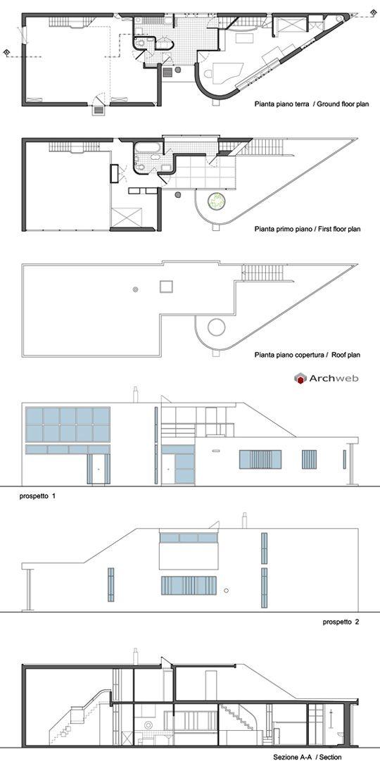 Le Plan D Une Maison  Conceptions De La Maison  BizokoCom