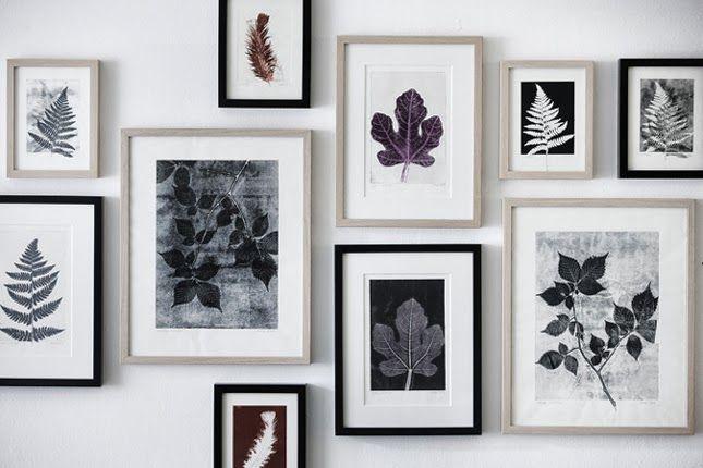Botanical Prints By Pernille M�ller Folcarelli