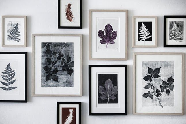 Botanical Prints By Pernille M�ller Folcarelli