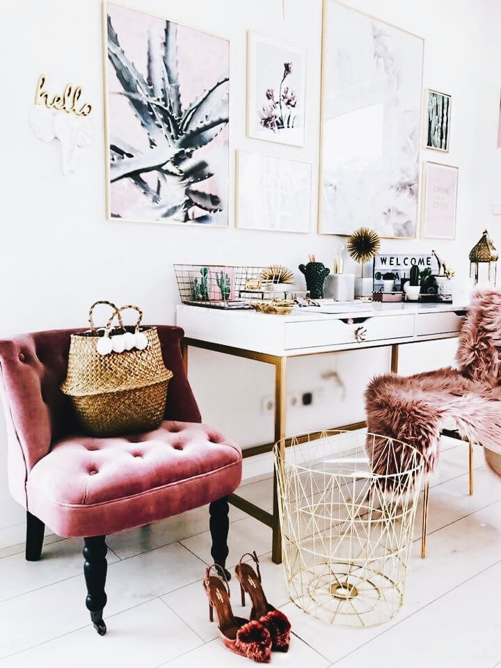 Vanity Makeup Dressing Table Decor Room Decor Ideas In 2019