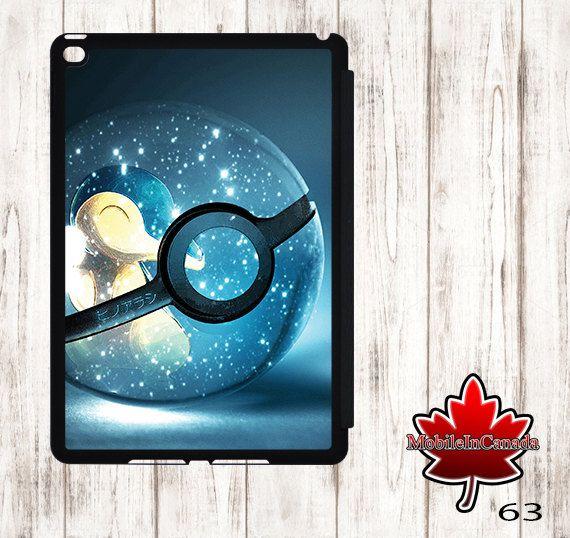 iPad cover Case stand smart leather flip ipad 2 3 4 air 1 2 3 mini 1 2 3 4 Pokemon by MobileInCanada on Etsy