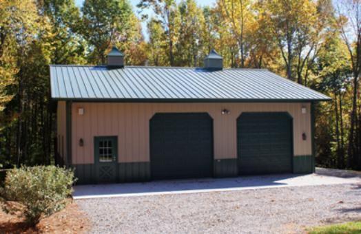 35 best garage images on pinterest pole barn garage pole barns diy pole barn solutioingenieria Gallery