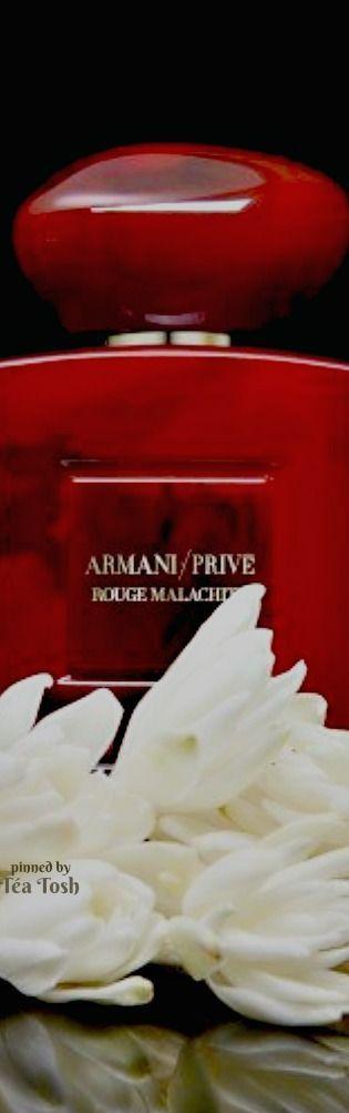 ❇Téa Tosh❇ Armani Privé - Rouge Malachite by Giorgio Armani