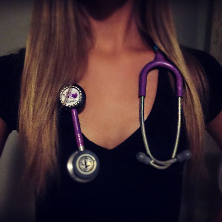 Littmann Stethoscope Nursing School Nurse Stethoscope