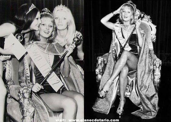 Aussie - Belinda Green Miss World 1972
