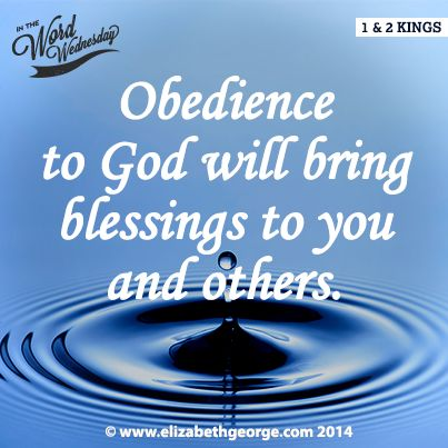Haggai 2:10-23 – Obedience before blessing