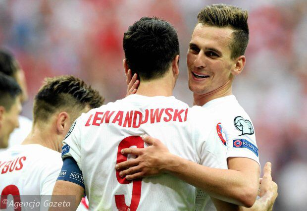 Lewy & Milik - the best Polish strikers