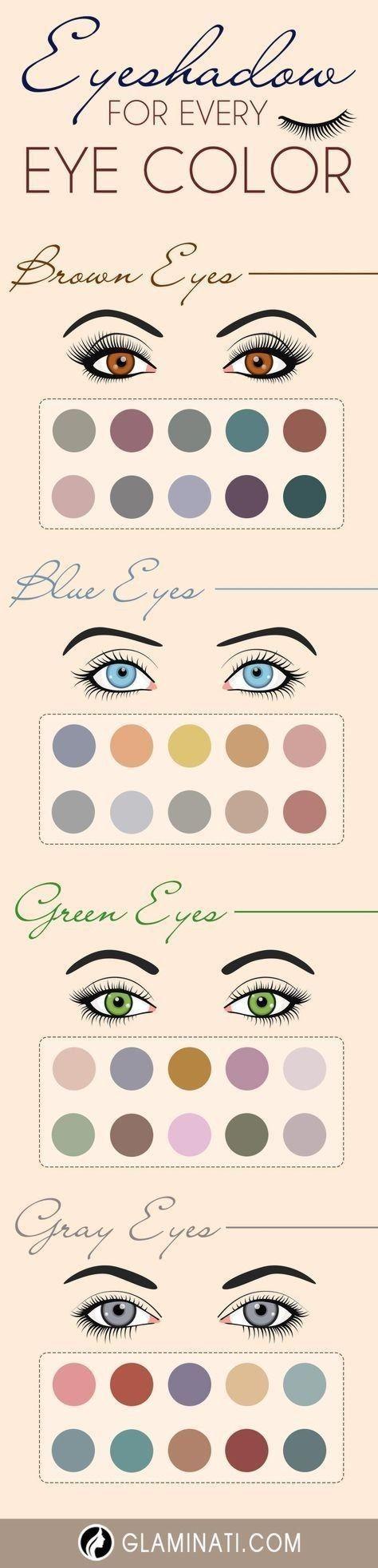 Idéias de maquiagem. Traga sua beleza natural a alturas de tirar o fôlego   – Make-up Ideen