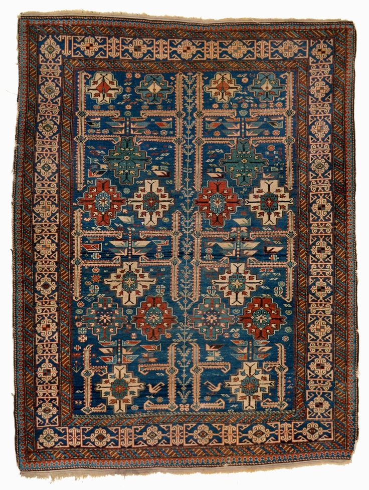 Quadrifoglio Gallery A Fine Antique Caucasian Shirvan Rug With Well Articulated Kufic Border Oriental Rugs Boston Ma Area New York By Ointment