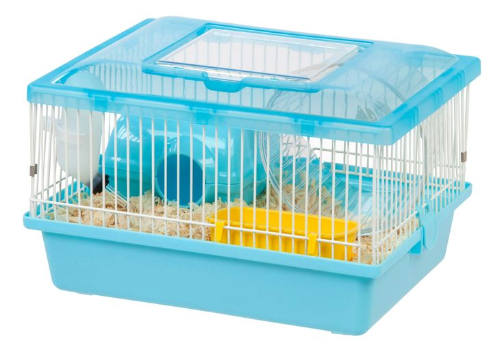 Hamster Cage, Blue