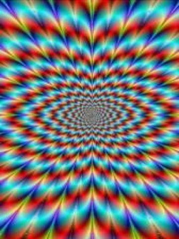 Resultado de imagem para psychedelic 70s art