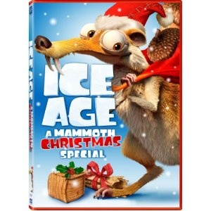 Ice Age A Mammoth Christmas Special Dvd Family Christmas Movies Ice Age Christmas Movies