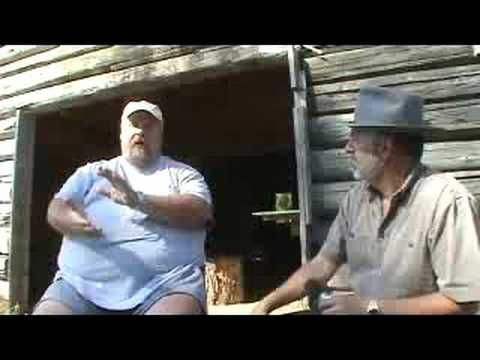 Real Gold Rush Ghost Town, Quesnel Forks 1859 - YouTube