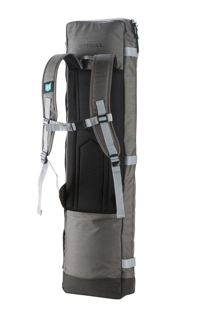Ritual Hockey Tactic Combo Stick Bag (grey) 2016/17