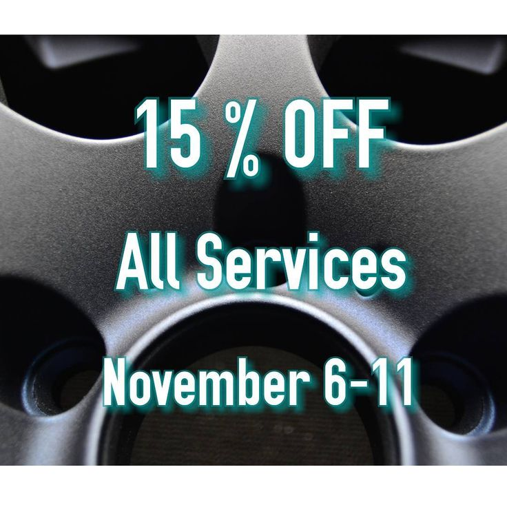 If retailers can advertise holiday commercials in the beginning of November we can have a sale too! Open from 9:30am to 1pm tomorrow so give us a call to schedule your appointment for powder coating wheel repair wheel straightening welding etc! All services 15% off next week! #staticcoatingsnj #sale #powdercoating #powdercoat #wheelrepair #wheelrefurb #wheelstraightening #straightening #bends #aluminum #steel #alloy #wheels #tires #metal #welding #tristate #clifton #nj