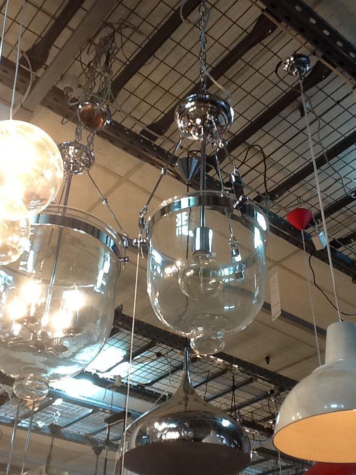 Schots emporium -- love this steampunk lighting!!!
