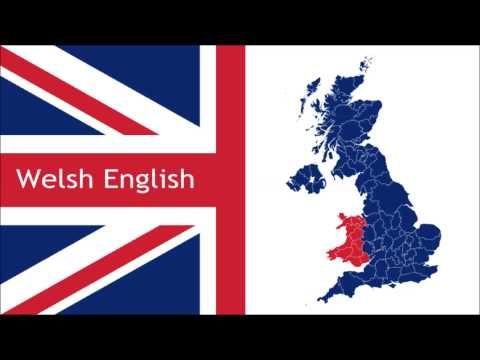 "Video: ""30 Dialects of the English language in the UK"" 