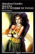 Malena es un nombre de tango. Almudena Grandes. Malena tiene doce años cuando recibe, sin razón, y sin derecho alguno, de manos de su abuelo el último tesoro que conserva la familia : una esmeralda antigua, sin tallar, de la que ella nunca podrá hablar porque algún día le salvará la vida. Malena aprende a mirarse en la memoria de quienes se creyeron malditos antes que ella y descubre un reflejo de sus miedos y de su amor en la sucesión de mujeres imperfectas que la han precedido.