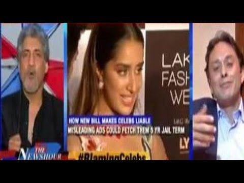 Actors Are Responsible For What They Endorse, Says Ness Wadia - YouTube
