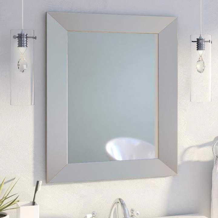 Tutorial Transforming A Chair By Covering The Seat With Fabric Mirror Wall Contemporary Wall Mirrors Mirror Wall Living Room