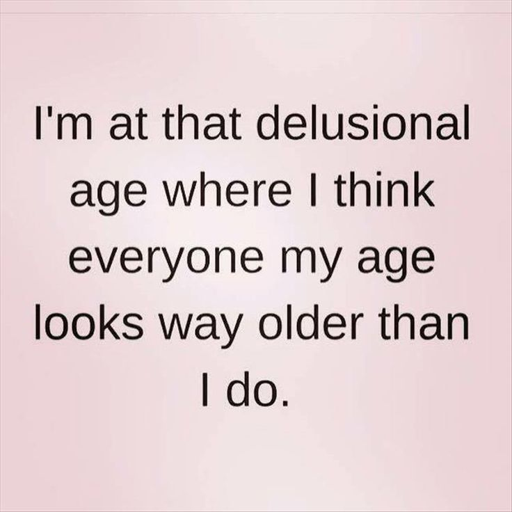 Im delusional at times but yes alot of ppl my age look older than me. I still get carded for everything. And can i say ppl say take it as a compliment.. hell no its annoying getting it out. The struggles real lol