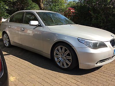 eBay: 2005 BMW 520I SE AUTO spider alloys to good for spares or repair not damages 525 #carparts #carrepair