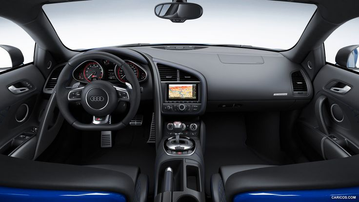 2015 Audi R8 LMX Interior
