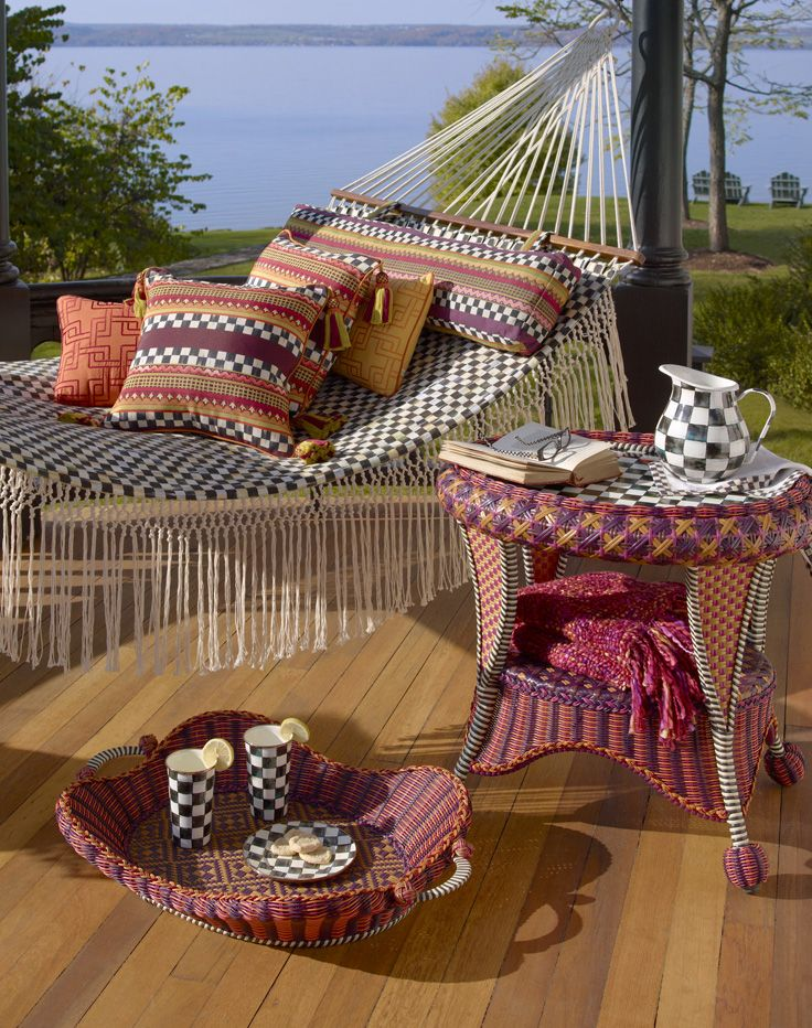 189 best MacKenzie Childs Furniture images on Pinterest