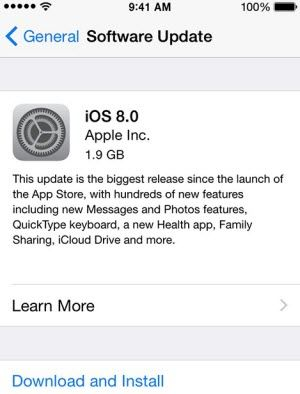 May be the question is should i upgrade to iOS 9? The truth is mutually, you should know something before updating to iOS 9: http://www.tenorshare.com/ios-data-recovery/6-things-to-know-before-updating-to-ios-8.html