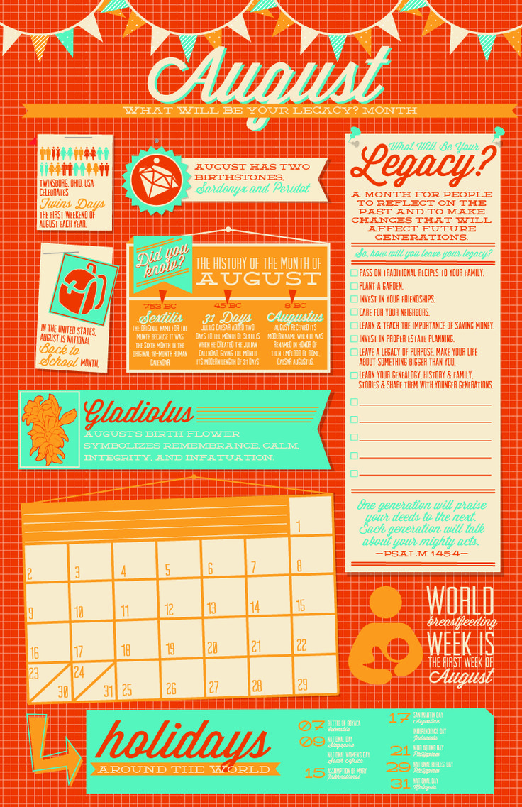 Wall Calendar Graphic Design : Best images about infographic wall calendar on