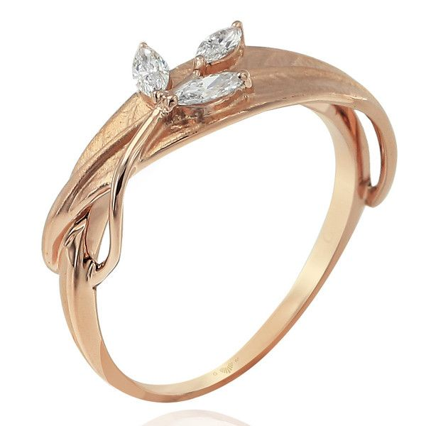 Celebrate the pure joy of nature with this delightful gum leaf ring. Crafted in 18ct rose gold and accented with marquise cut diamonds. Fleur de Lis rings are custom made for your finger size. Delivery is approximately 6 weeks. Designed by Sabina Lee for Gerard McCabe.