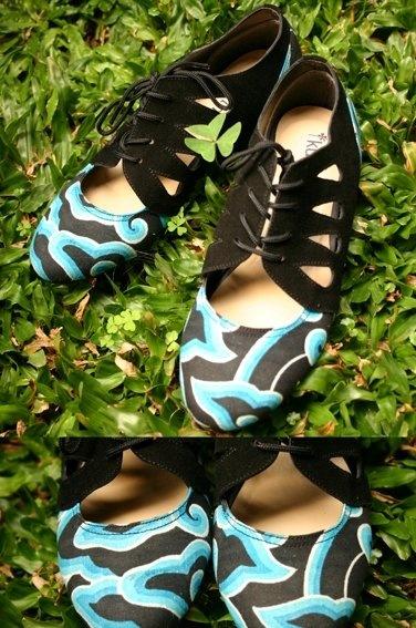 indonesian batik shoes from kulkithshoes.com