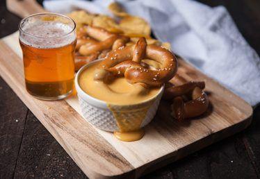 Come fare la birra salsa di formaggio