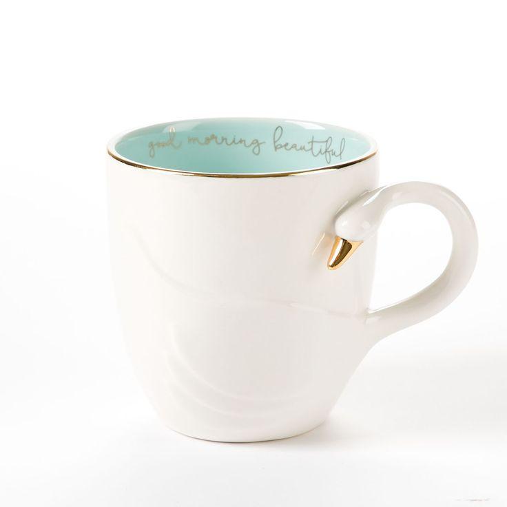 Swan Shaped Mug