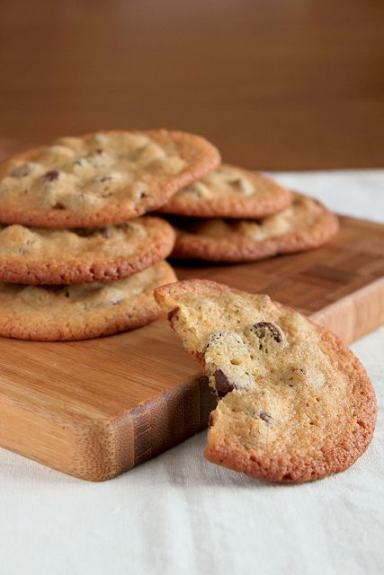 Chip Cookies by pastryaffair. Chocolate Chip Cookies with Malted Milk ...